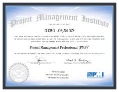 PMP ID# 1462914. PMI ID #: 992877.
